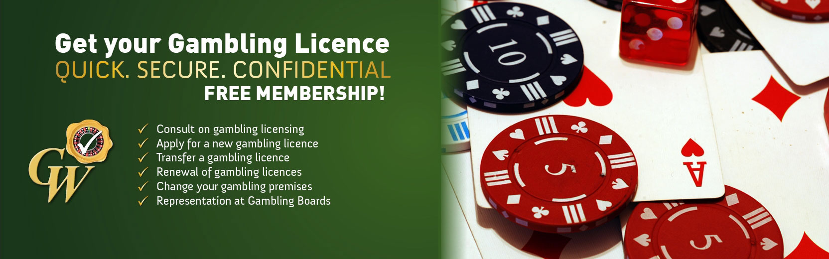 Get Your Gambling Licence